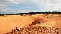 Mui Ne among world's top 10 best sandboarding destinations