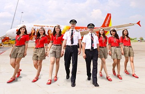 VietJet Air wins the Gold Award 2015 from PATA